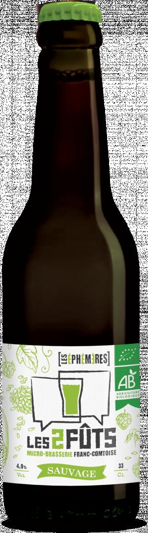 Bière 33cl Les2FÛTS Sauvage