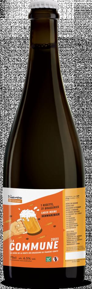 Bière 75cl Les2FÛTS Commune 2021