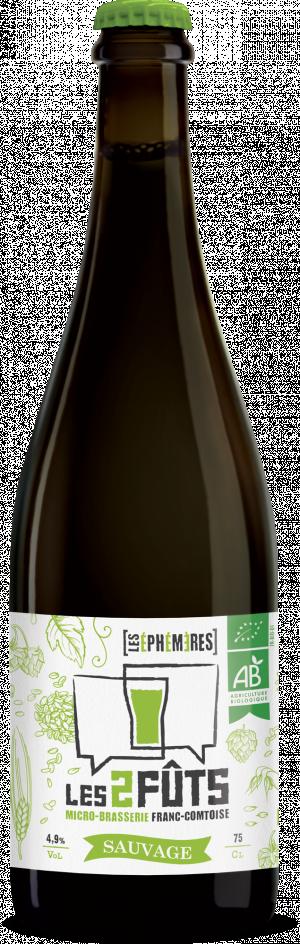 Bière 75cl Les2FÛTS Sauvage