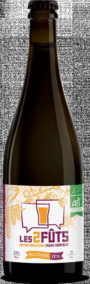 Bière 75cl Les2FÛTS Blonde IPA